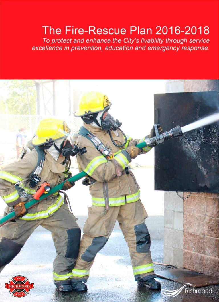 Richmond Fire-Rescue 2016-2018