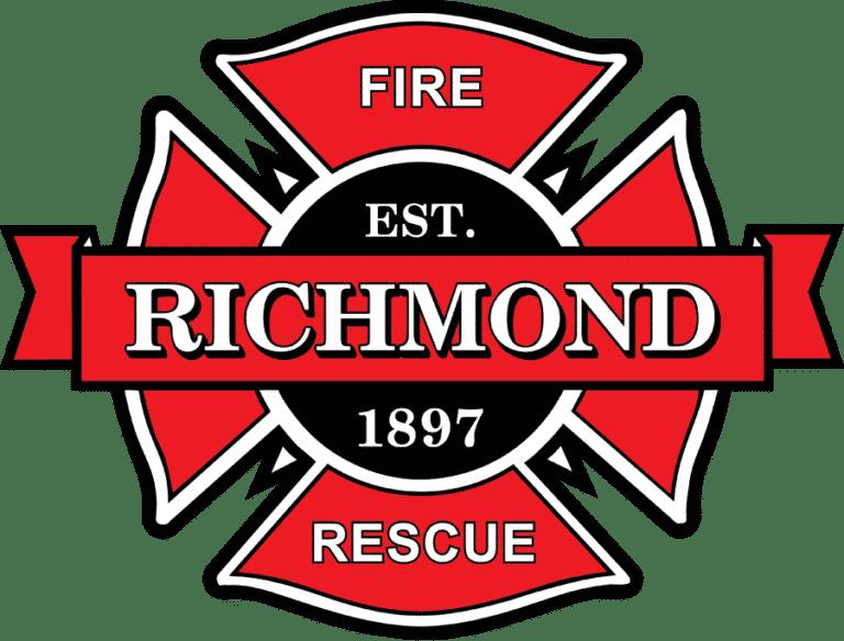 Richmond Fire Rescue Logo