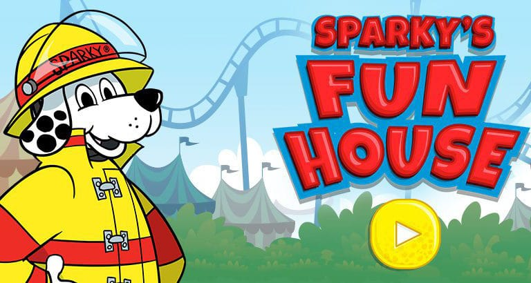 Sparky's Fun House